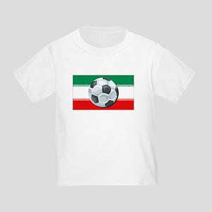Iran Soccer Toddler T-Shirt