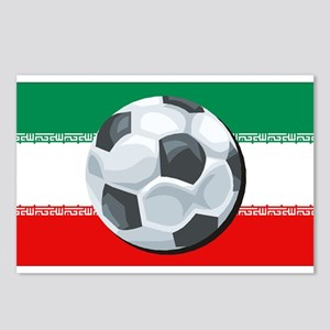 Iran Soccer Postcards (Package of 8)