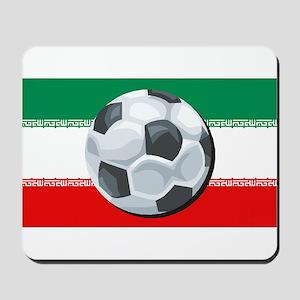 Iran Soccer Mousepad