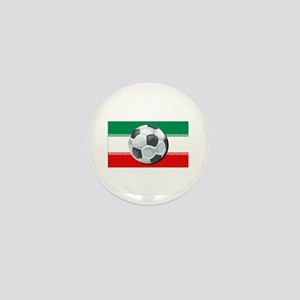 Iran Soccer Mini Button