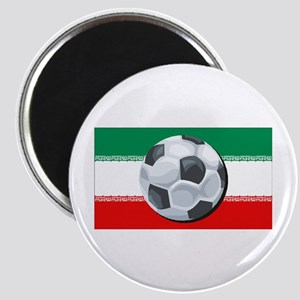 Iran Soccer Magnet