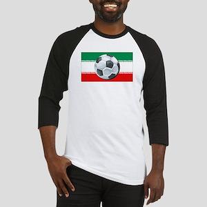 Iran Soccer Baseball Jersey