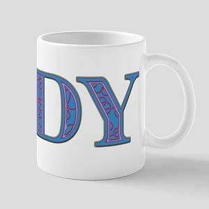Judy Blue Glass Mug