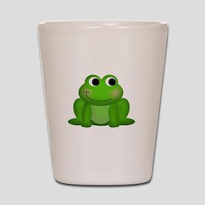 Cute Froggy Shot Glass