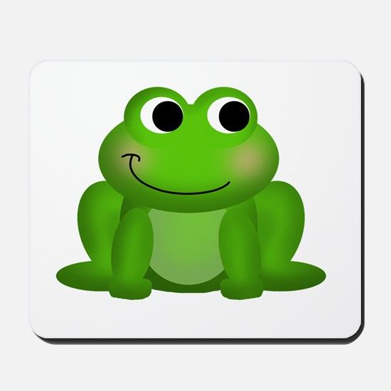 Cute Froggy Mousepad