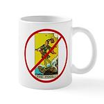 No Fools! Mug