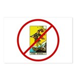 No Fools! Postcards (Package of 8)