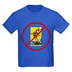 No Fools! Kids Dark T-Shirt