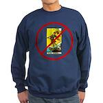 No Fools! Sweatshirt (dark)