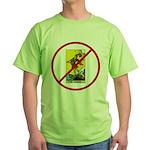 No Fools! Green T-Shirt