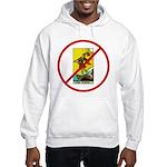 No Fools! Hooded Sweatshirt