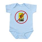 No Fools! Infant Bodysuit