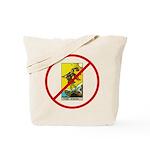 No Fools! Tote Bag