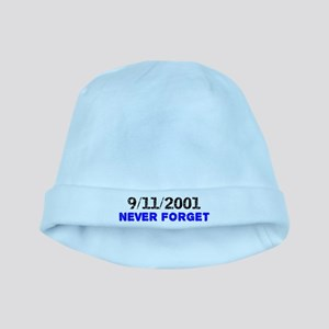 Never Forget 9/11 baby hat