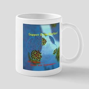 Support Germ Warfare,Hep.B,Gripping Artworks Mugs