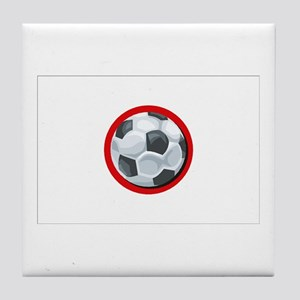 Japanese Soccer Tile Coaster