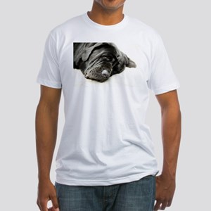 Neapolitan Mastiff Fitted T-Shirt