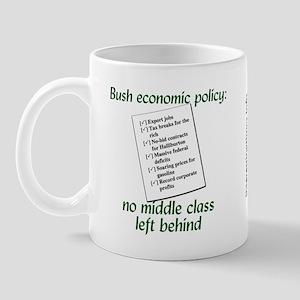 no middle class Mug