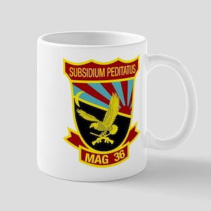 SSI -USMC-MAG 36 Mug