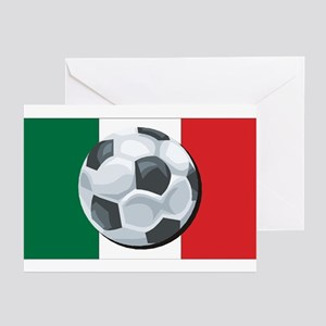 Mexican Soccer Greeting Cards (Pk of 10)