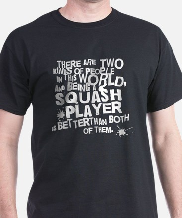 Squash Player Gift For T-Shirt