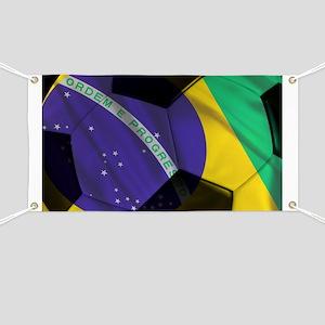 Brasil Futebol Banner