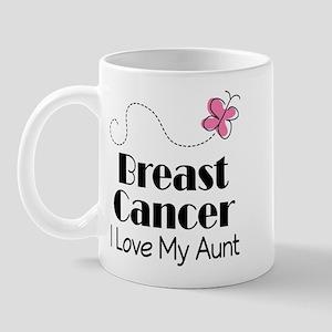 Breast Cancer Love My Aunt Mug