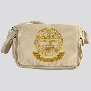 Tennessee Seal Messenger Bag