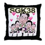 sgk38a Throw Pillow