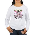 sgk38a Women's Long Sleeve T-Shirt