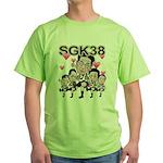 sgk38a Green T-Shirt