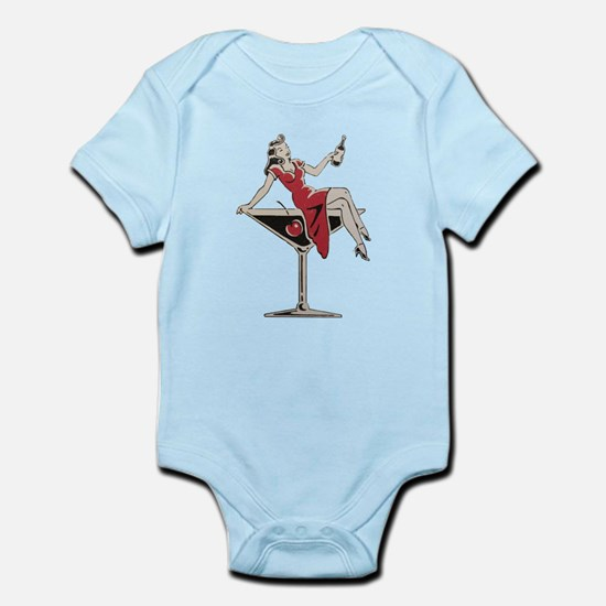 Mans Ruin Infant Bodysuit
