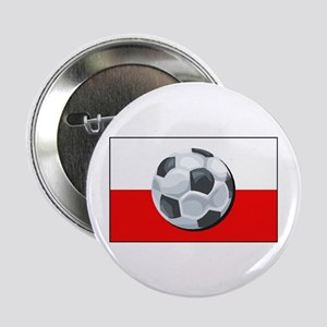 Poland Soccer Button