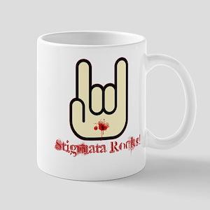 Stigmata Rocks! Mug
