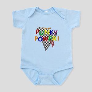 Punky Power! Retro 80's TV Infant Bodysuit