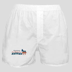 Economist for Obama Boxer Shorts