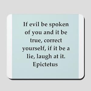 Wisdon of Epictetus Mousepad