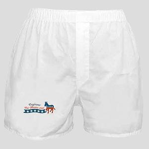 Engineer for Obama Boxer Shorts