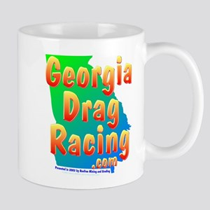 Georgia Drag Racing Mug