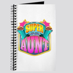 Pink Super Aunt Journal