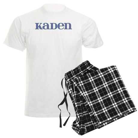 Kaden Blue Glass Men's Light Pajamas