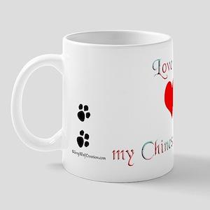 Crested Love Mug