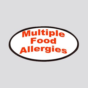 Multiple Food Allergies Patches