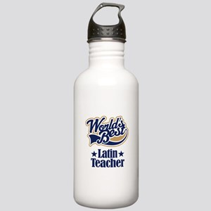 Latin Teacher Gift Stainless Water Bottle 1.0L