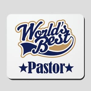 Pastor Gift Mousepad