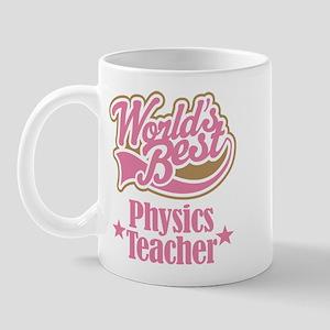 Physics Teacher Gift Mug