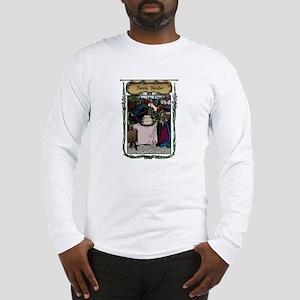 Medieval Family Member Long Sleeve T-Shirt