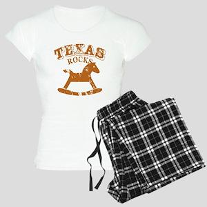 Texas Rocks Women's Light Pajamas