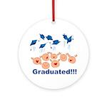 Graduation Ornament (Round)