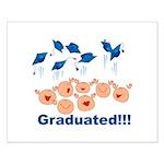 Graduation Small Poster